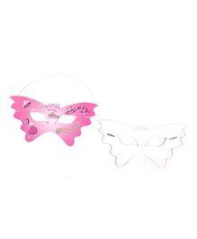 Funcart Birthday Princess Theme Eye Mask - Pack of 6