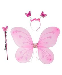 Funcart Fairy Set - Light Pink