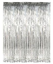 Funcart Foil Curtain - Silver