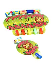 Funcart Jungle Party Theme Blowouts