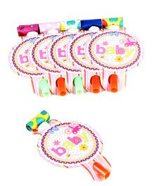 Funcart Butterfly Baby Theme Blowouts