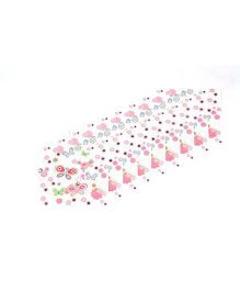 Butterfly Baby Theme Napkins - Pack of 9