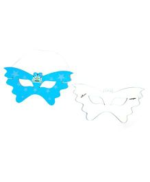 Funcart Prince Crown Theme Eye Mask - Pack of 6