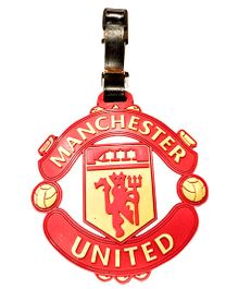 Funcart Manchester United Luggage Tag - Red