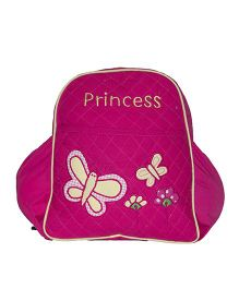 The Sprouts Butterfly Backpack - Pink