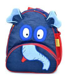 The Sprouts Elephant Backpack - Blue