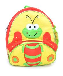 The Sprouts Butterfly Backpack - Yellow