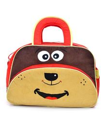 The Sprouts Bear Diaper Bag - Brown