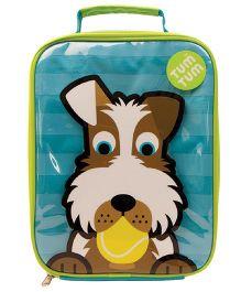 Tum Tum Insulated Lunch Bag Scruff - Green