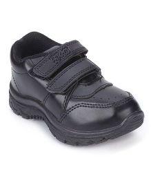 G & D School Shoes - Black