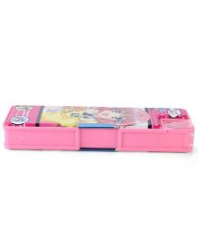 Pencil Box With Do Your Best Print - Pink