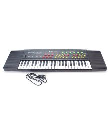 Classic Miles Electronic Keyboard - Black