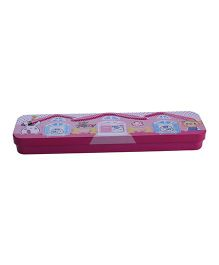 Pencil Box My Love Print - Pink