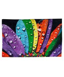 Sassoon Laika Printed Hand Towel - Multicolor