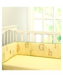 Little West Street ABCs with Gizzie Bumper - Multicolor