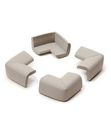 B-Safe Corner Cushion Grey - Pack Of 4