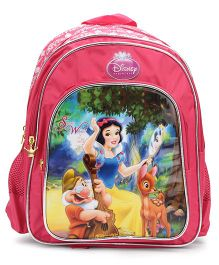 Disney Princess Snow White Backpack Pink