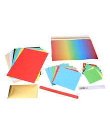 Simba Art & Fun Paper Craft Gift Box Set