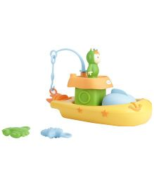 Smoby Cotoons Fishing Boat - Multicolor