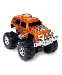Dickie Animal Car Toy - Orange