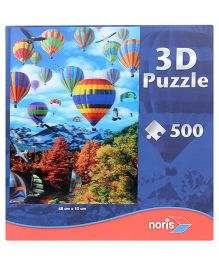 Simba 3D Picture Puzzle - 500 Pieces