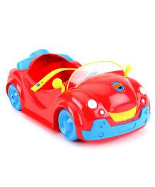 Simba The Happys Car Toy - Red