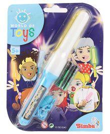 Simba World Of Toys Magic Flashlight - 19 cm