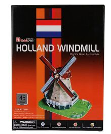 CubicFun Holland Windmill Puzzle
