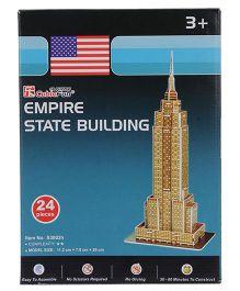 CubicFun Empire State Building 3D Puzzle - 24 Pieces