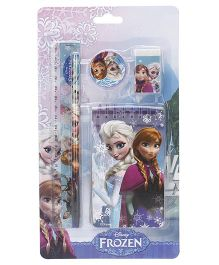 Disney Frozen Stationery Set - 5 Pieces