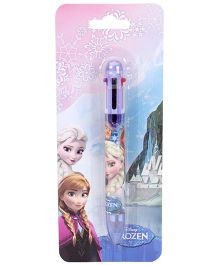 Disney Frozen Elsa Print 6 Coll Ball Pen