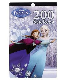 Disney Frozen Sticker Book - 200 Stickers