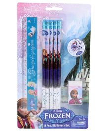 Disney Frozen Stationery Set - 8 Pieces