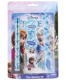 Disney Frozen Stationery Set - 7 Pieces