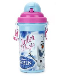 Disney Frozen Magic Water Bottle Blue - 500 ml