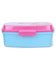 Disney Frozen Sandwich Lunch Box - Pink Blue