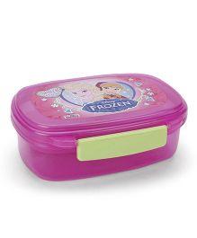 Disney Frozen Lunch Box - Pink