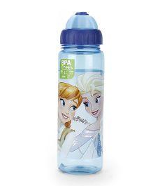 Disney Frozen Water Bottle Blue - 550 ml