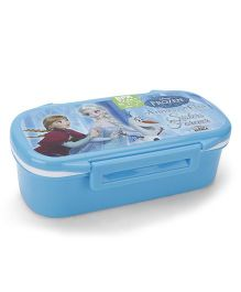 Disney Frozen Forever Sisters Lunch Box - Blue