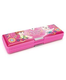 Disney Frozen Pencil Box - Pink