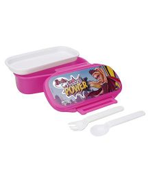 Barbie Princess Lunch Box - Pink
