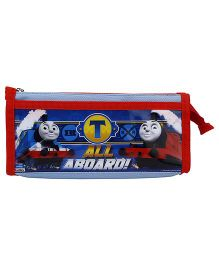 Thomas And Friends Pencil Pouch - Blue And Red