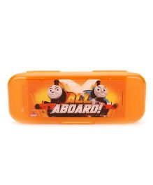 Thomas And Friends All Aboard Pencil Box - Orange