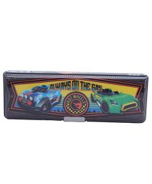 Hot Wheels Pencil Box - Black