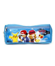Pokemon Pencil Pouch - Blue