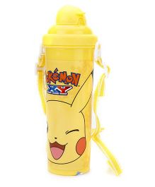Pokemon Pikachu Water Bottle Yellow - 700 ml