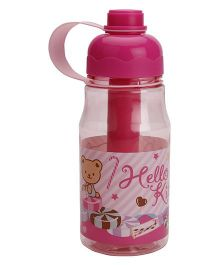 Hello Kitty Frozen Stick Water Bottle - Pink