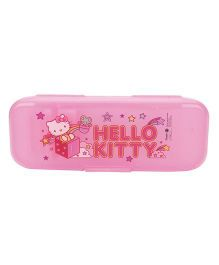 Hello Kitty Pencil Box - Pink
