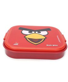 Angry Bird Classic Lunch Box - Red