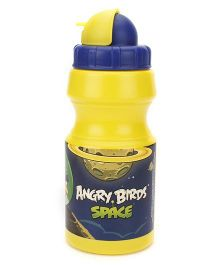 Angry Birds Sipper Water Bottle Yellow - 500 ml